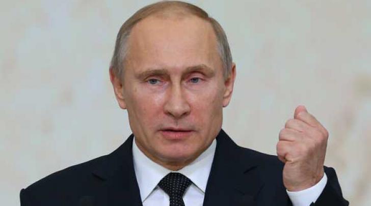 Putin, din nou la atac:SUA și Franța nu trebuie să fie implicate în alegerea unui alt lider în Siria