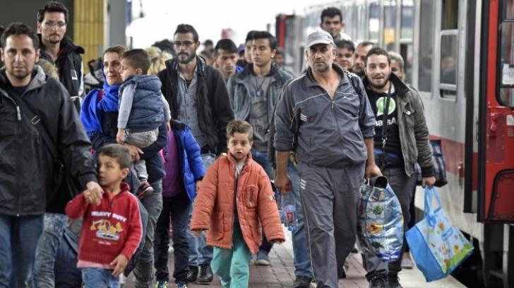 Reuters: România ar trebui să primească 6.300 de refugiați