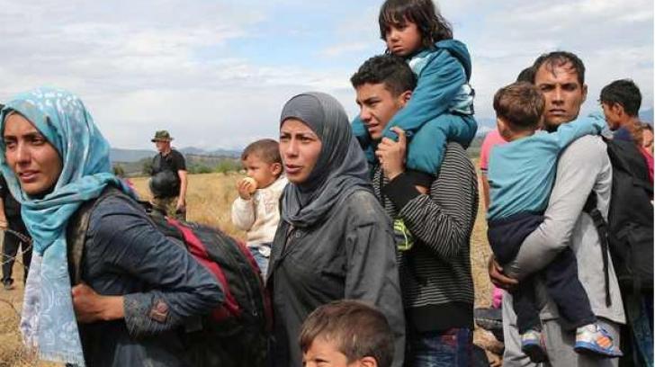 Situaţie disperată la graniţa dintre Turcia şi Grecia. Sute de refugiaţi, în greva foamei