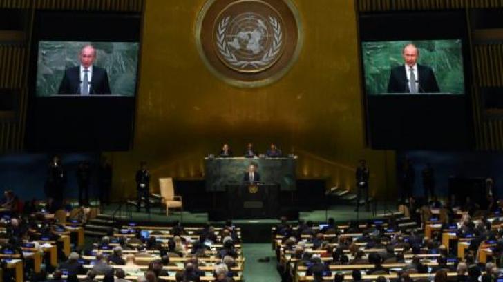 Consiliului de Securitate al ONU: Rusia depune o rezoluţie pe tema luptei împotriva terorismului