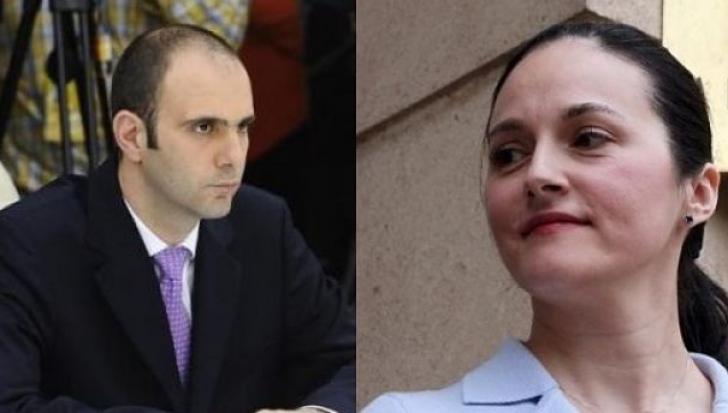 Alina Bica, fostul șef al ANAF și Horia Simu, trimiși în judecată