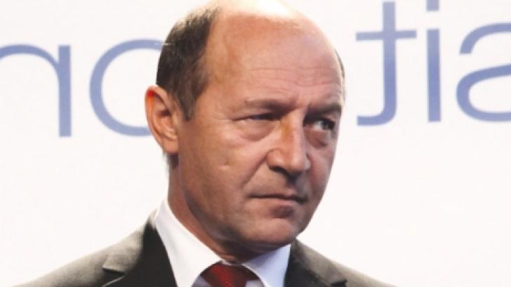 Criza imigranţilor. Traian Băsescu, reacţie de ultimă oră