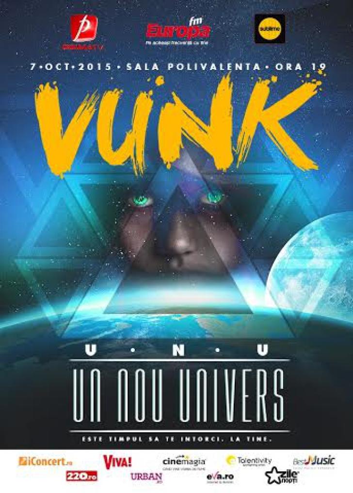"""""""Robin and the Backstabbers"""" vor face brazii și apa într-""""Un Nou Univers"""" creat de trupa VUNK"""