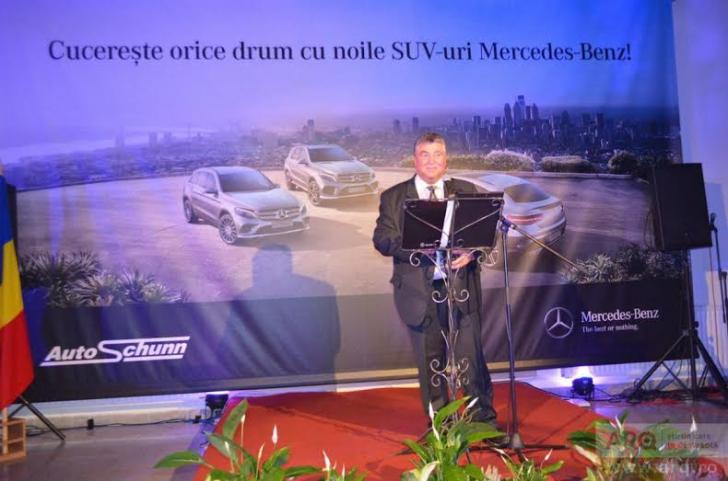 Auto Schunn a deschis sezonul de toamnă cu lansarea a trei noi modele Mercedes-Benz