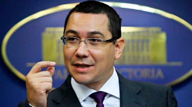 Ponta, despre Consiliul JAI: Am fost în minoritate şi votul a decis altceva