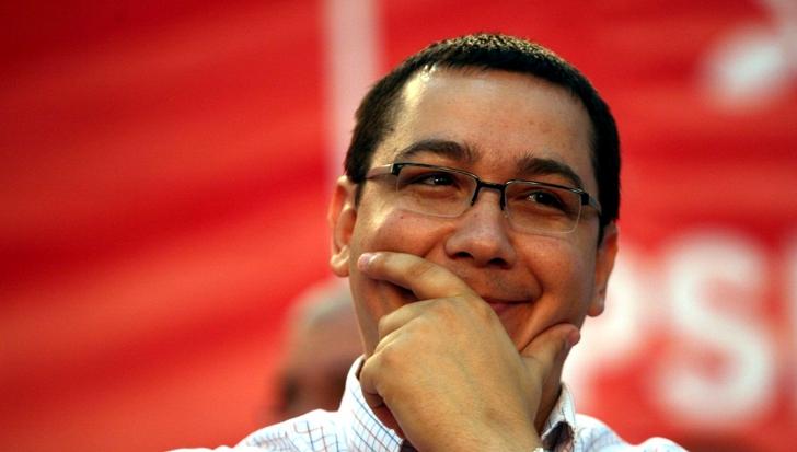Ponta, despre moțiunea de cenzură: Bineînțeles că UNPR ne va susține