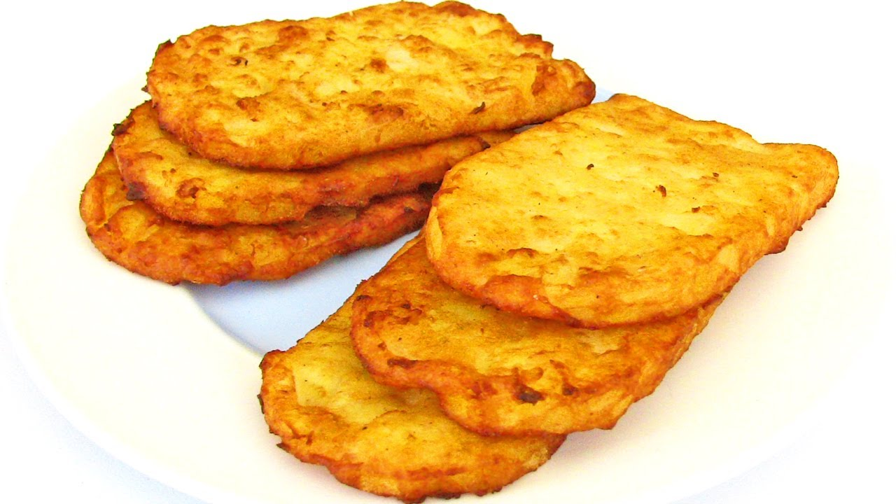 How Do U Make Fried Potato Cakes