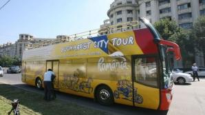 Linia turistică Bucharest City Tour va fi suspendată
