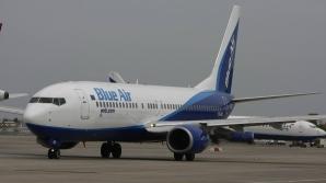 Aterizare de urgenţă a unui avion de pasageri care circula pe ruta Italia - România