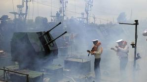 Rusia testează noile arme în Siria