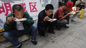 Sărăcia din China