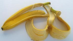 Noul superaliment: coaja de banană. De ce nu trebuie să o arunci