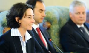 Andrea Schaechter, șefa misiunii FMI în România