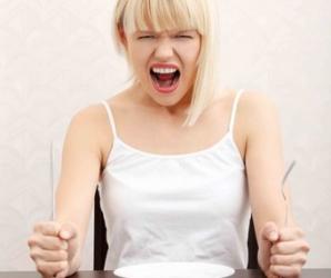 De ce suntem nervoşi şi agresivi atunci când ne este foame?