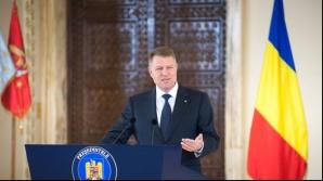 Iohannis: Nu mai avem voie să tolerăm incompetenţa unor autorităţi