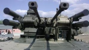 Rușii lovesc cu TERMINATORUL. Ce super-armă aruncă în luptă