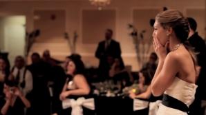 Tatăl miresei a murit înainte de nuntă. Ce a făcut fratele ei a şocat! Nu se puteau opri din plâns