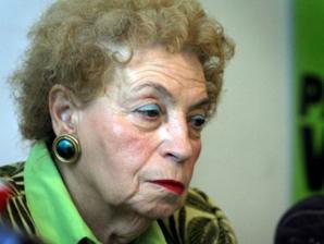 Avocata Paula Iacob a murit