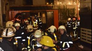 """Mărturie şocantă: """"Oamenii nu s-au panicat din primul moment, nu au ieşit imediat"""""""