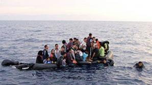 Tragic. 185 de copii imigranţi au murit înecaţi în Marea Egee