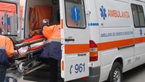 Accident grav în Bihor. Un mort şi patru răniţi