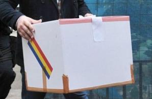 Urna mobila la alegerile PSD