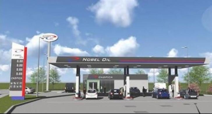 O nouă benzinărie în România