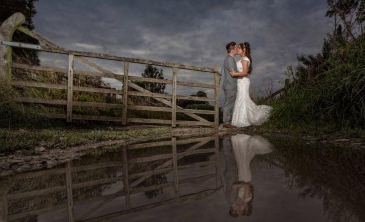 Adevărul din spatele fotografiei de nuntă perfecte. Ce sacrificii fac fotografii în timpul ședinței