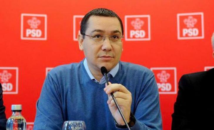 Ponta,in scrutinul PSD