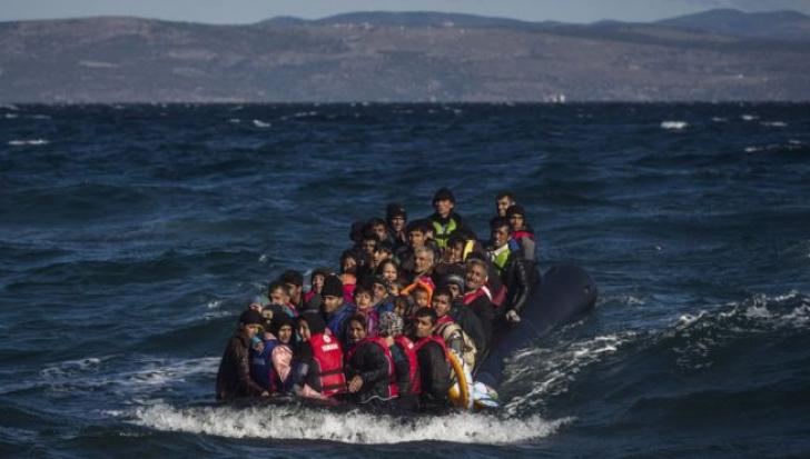 Criza imigranților. O barcă cu refugiați a naufragiat în Marea Egee. 22 de persoane au murit