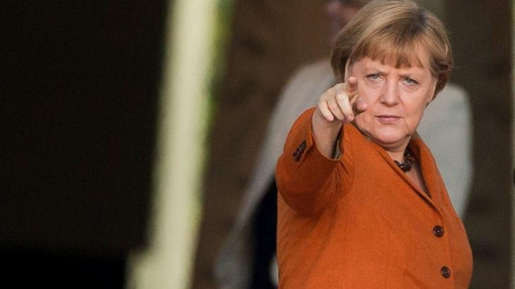 Apelul Angelei Merkel către Europa