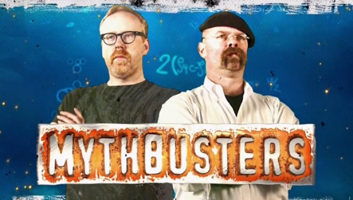 """Anunţul făcut de Discovery pentru fanii emisiunii """"MythBusters"""". Ce se va întâmpla în 2016"""
