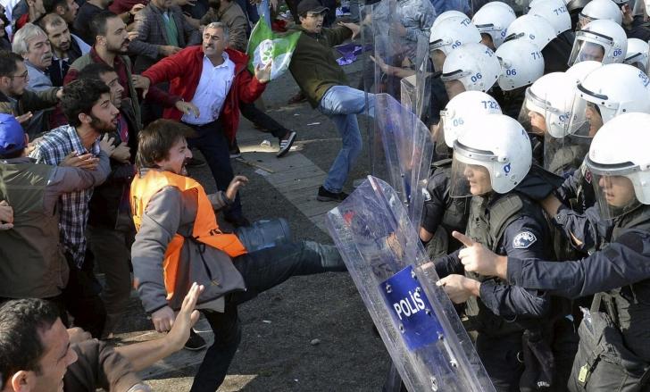 Tensiuni Ankara