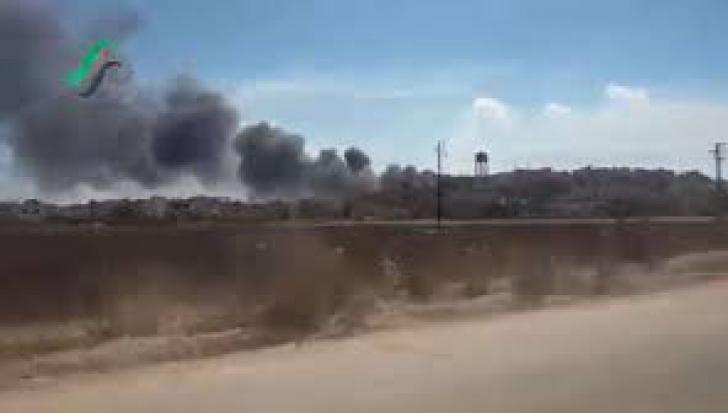 Siria: Aviaţia militară a Rusiei a distrus baze teroriste ale grupării Statul Islamic