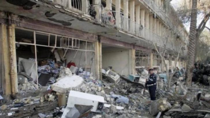 Zeci de morţi şi răniţi în Irak într-un atac cu bombă
