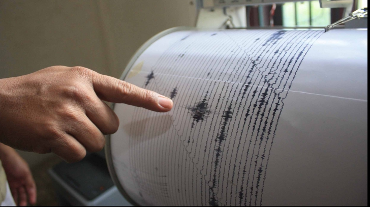 Cutremur în Buzău