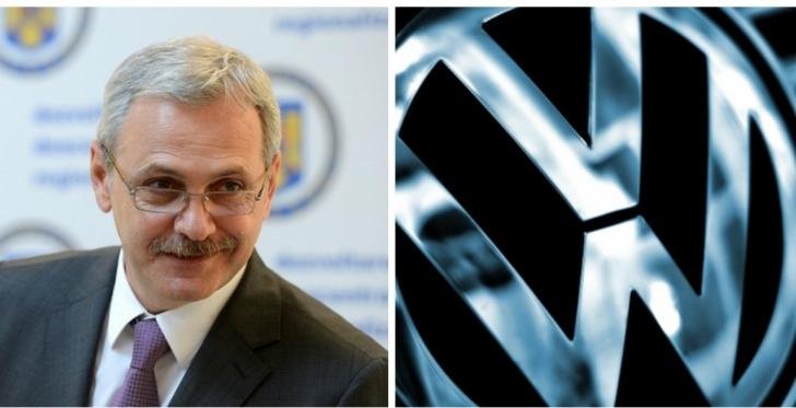 Dan Vasile Mihale: Scandalul Volkswagen, capac pentru poluarea Ponta - Dragnea