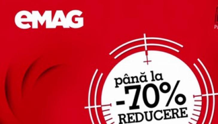 Lichidari de stoc la eMAG - Lista produselor cu cele mai mari reduceri
