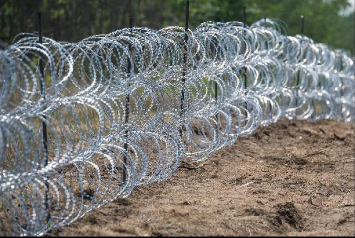 Un nou zid se ridică în Europa