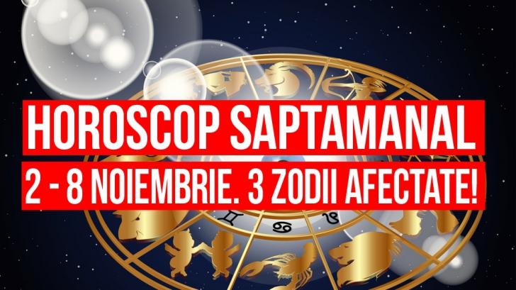 Horoscop săptămânal 2 – 8 Noiembrie 2015