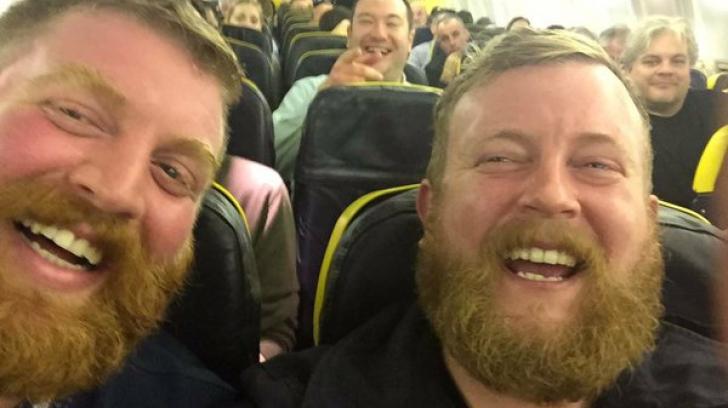 """A urcat în avion și a avut un șoc. Cine stătea pe scaunul lui. """"E uluitor"""""""