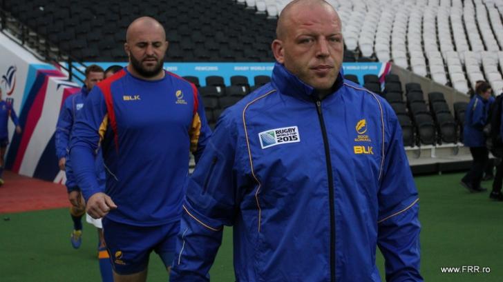 """Cupa Mondială de Rugby. Prima victorie a României. """"Stejarii"""" au învins Canada"""