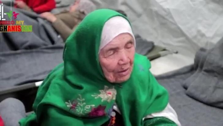 Poveste impresionantă: are 105 ani şi a imigrat în Europa alături de familia ei