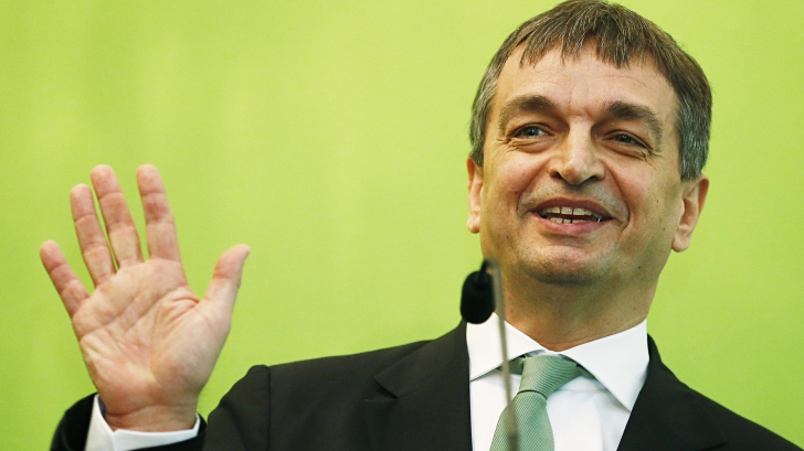 Cine este al patrulea candidat la preşedinţia FIFA. Anunţul a fost făcut în urmă cu puţin timp