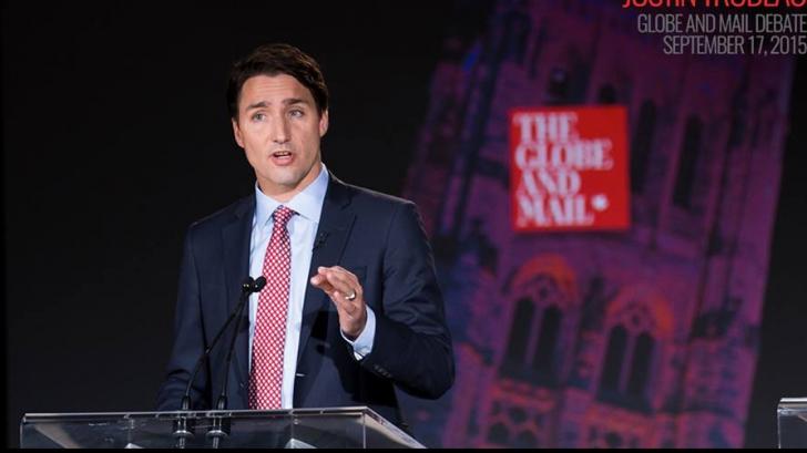 Justin Trudeau, prim-ministrul Canadei