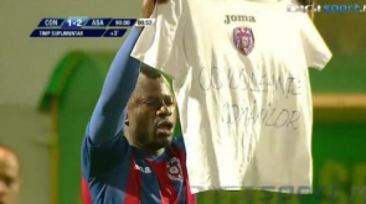 Singurul fotbalist care a izbucnit în lacrimi pe teren pentru tinerii morți: Nu e român