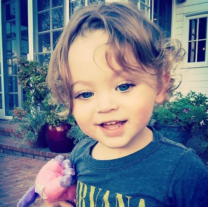 Megan Fox a publicat o fotografie adorabilă pe Instagram: cum arată fiul ei cel mic