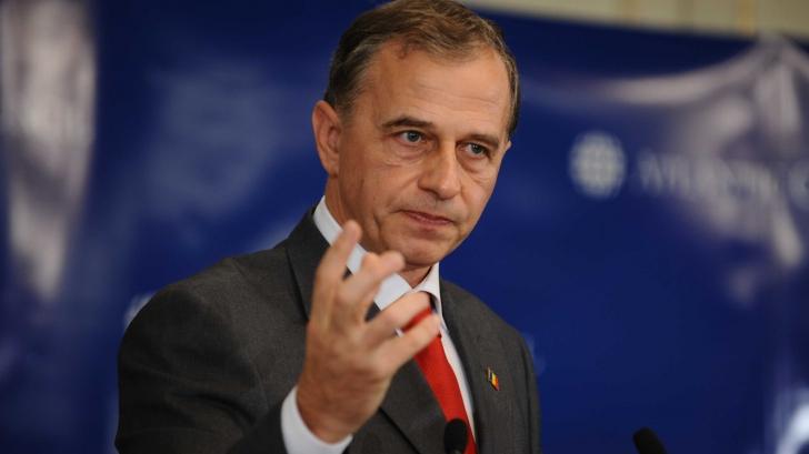 Geoana: Un nou Guvern, o necesitate absoluta. Congresul PSD este o farsa si o frauda