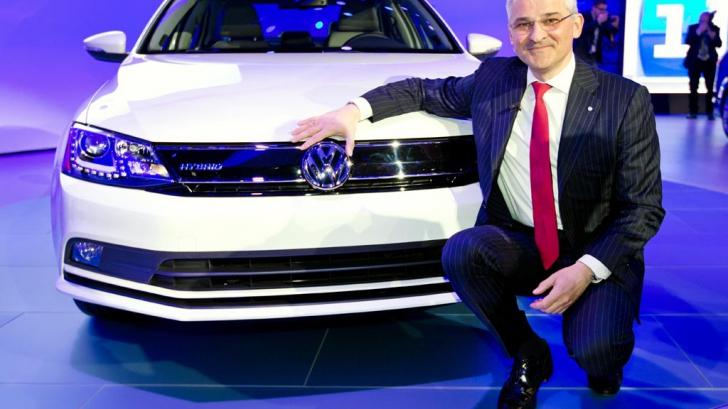 Scandalul emisiilor Volkswagen: Ce spune şeful VW SUA despre programul de reparaţii