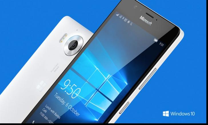 Microsoft a lansat primele telefoane cu Windows 10
